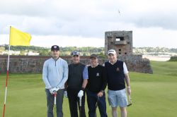 Alex Picot Putters claim victory at charity golf day